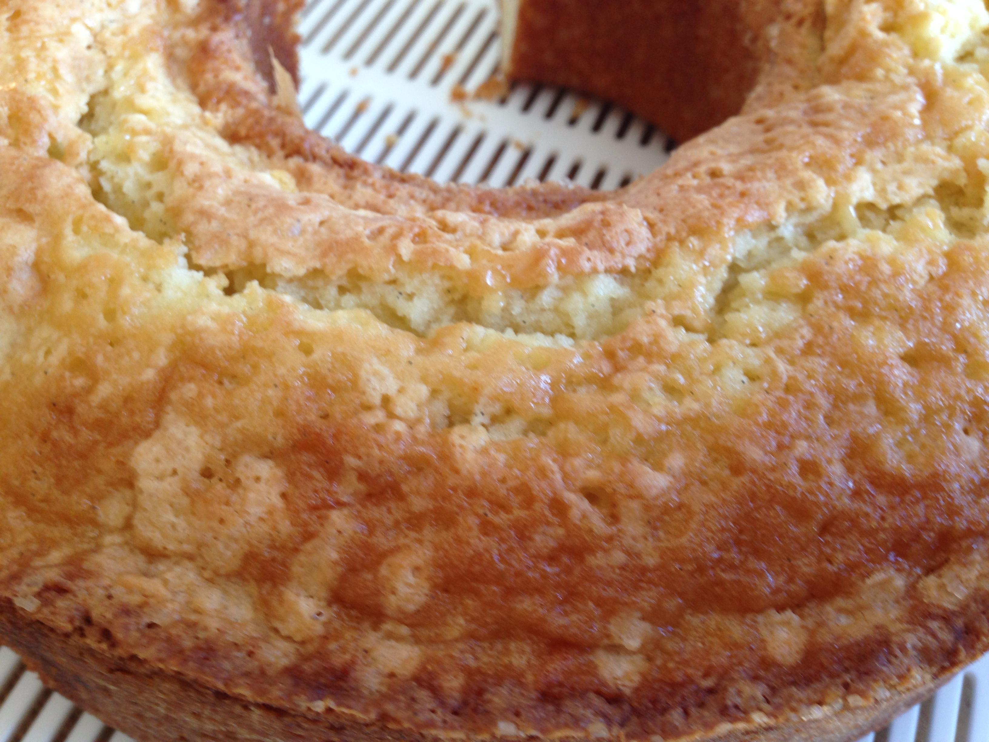 Ina Garten Perfect Pound Cake