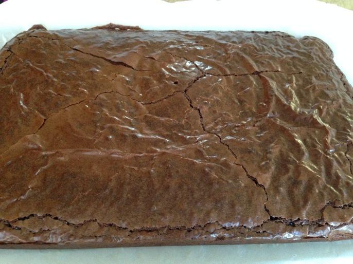 Supernatural Brownies- Saveur 2