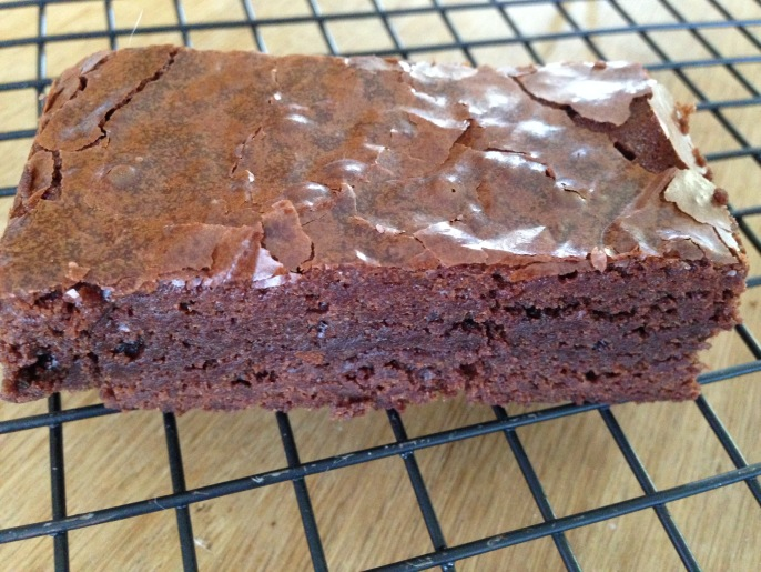Supernatural Brownies- Saveur 5