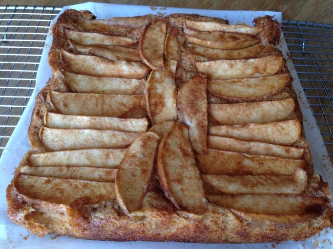 Apple Cake- 2