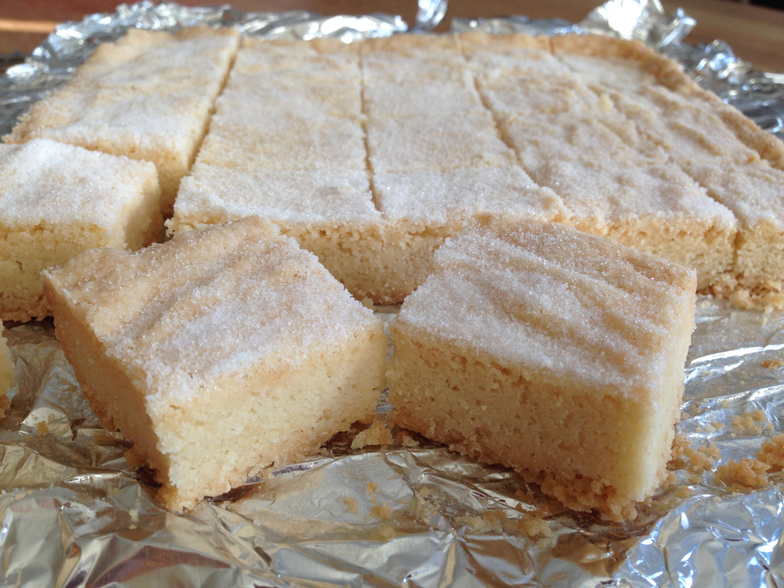 Scottish shortbread recipe