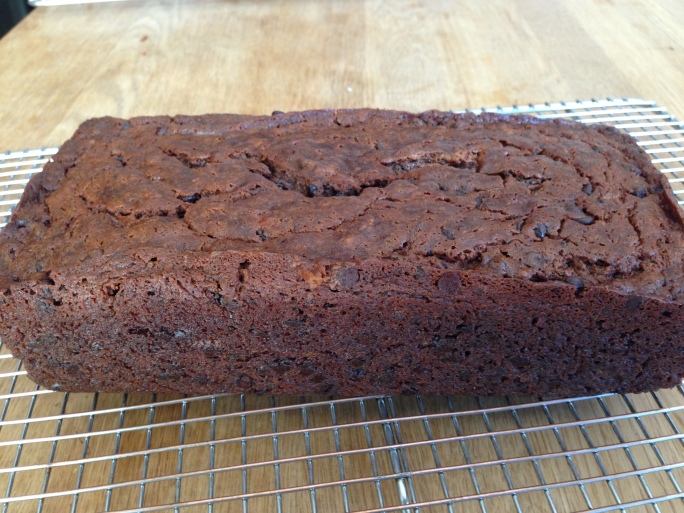 Double Chocolate Banana Bread- KAF1