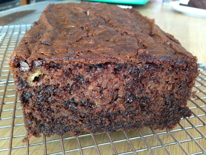 Double Chocolate Banana Bread- KAF8