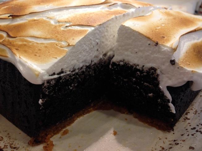Smores Cake- Life Love & Sugar7