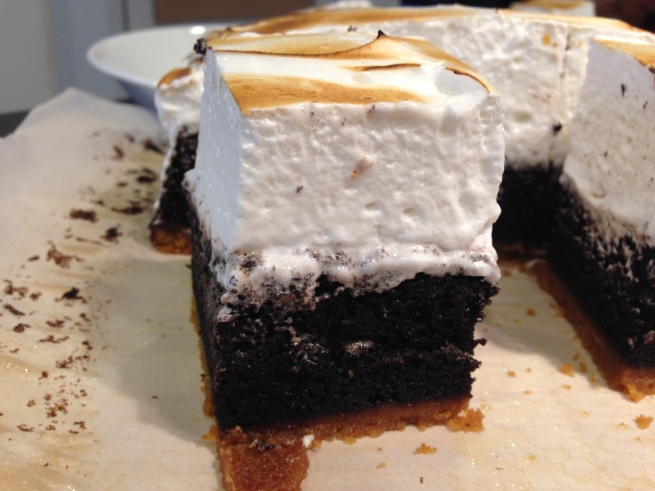 Smores Cake- Life Love & Sugar8