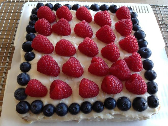 Vanilla cake- A Medrich 1