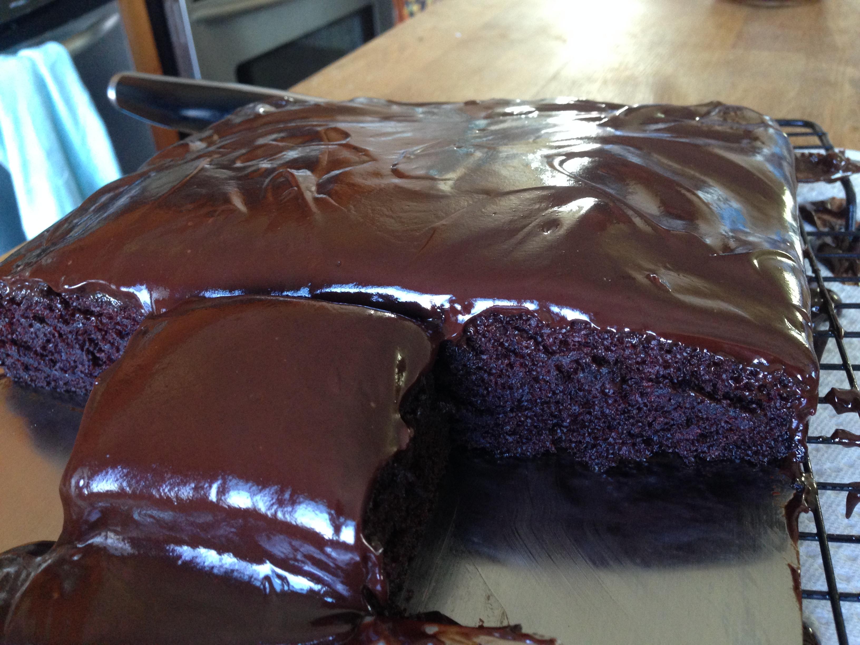 Add Espresso To Chocolate Cake