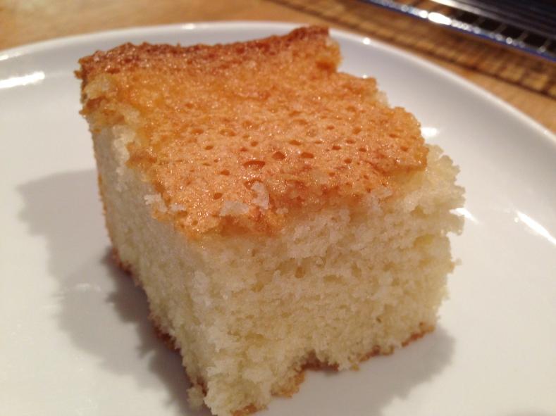 Hot Milk Cake - KAF2
