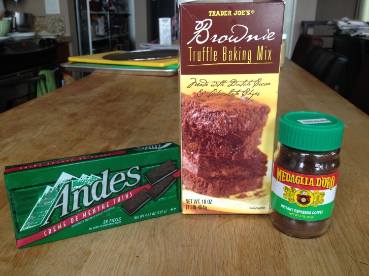 TJ brownies w andes1