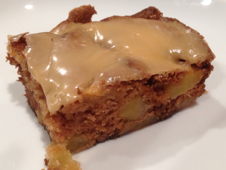 Apple Cake- KAF2