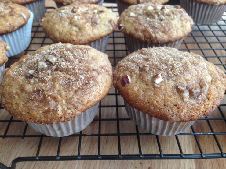Banana Pecan Buttermilk Muffins- Penzeys2