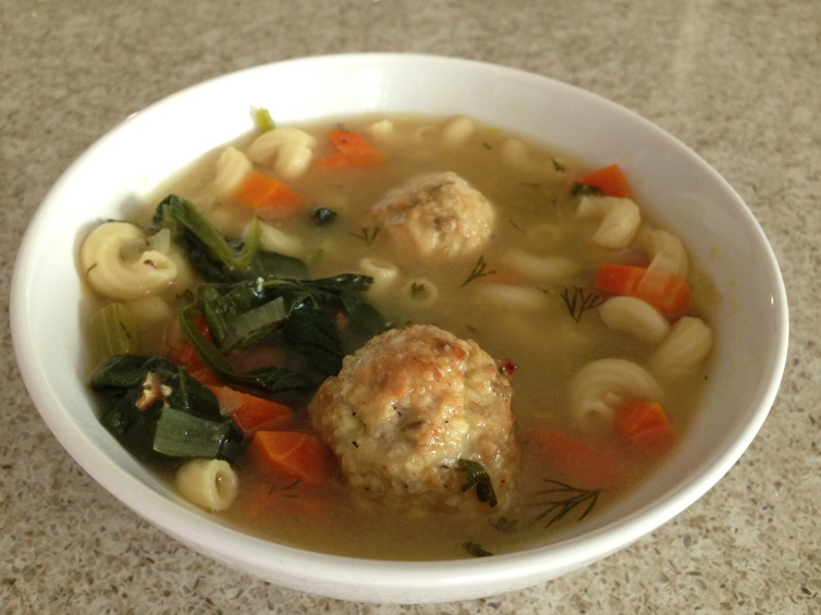Italian Wedding Soup- Ina Garten