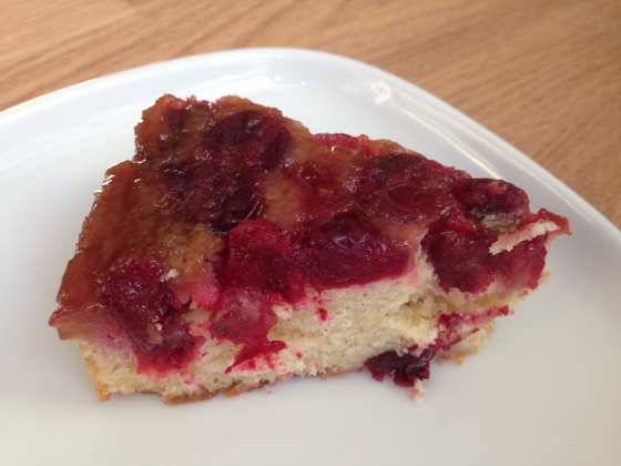 Cranberry upside down cake-AWaters2